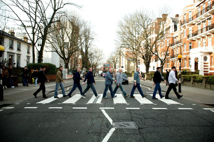 Fishys @ Abbey Road