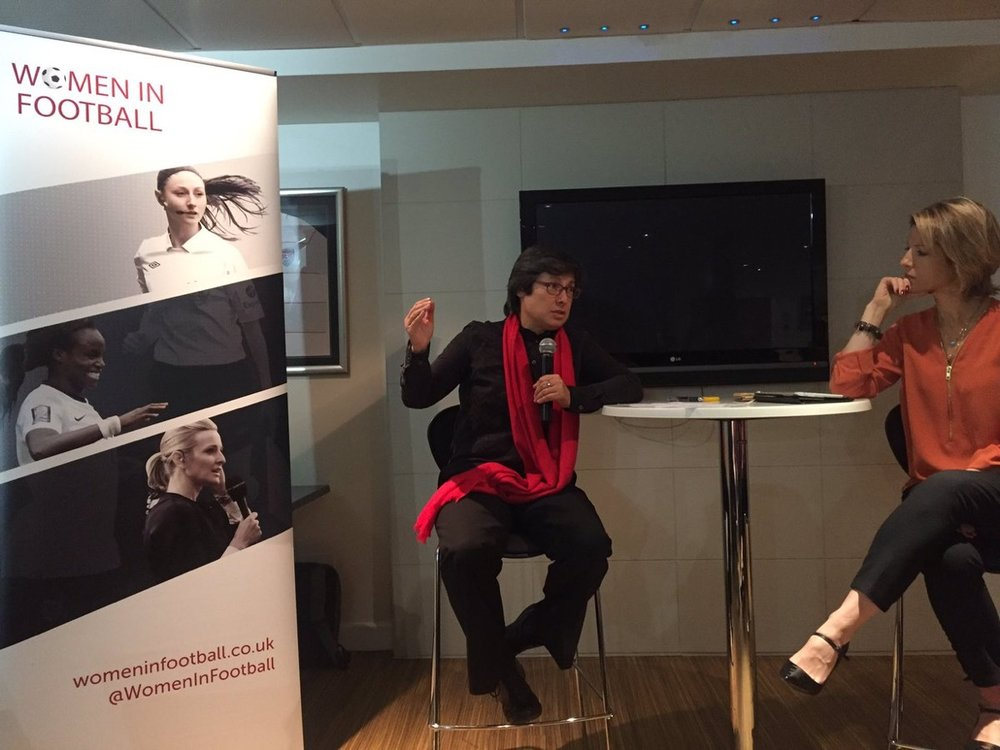 WISLaw Hon President Moya Dodd and WiF Director Jaqui Oatley at the WiF event of 11 Jan 2017