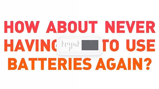 Link in bio! #batteries #iot #gone #instapic #innovation #indiegogo #picoftheday #energyharvesting #lightenergy