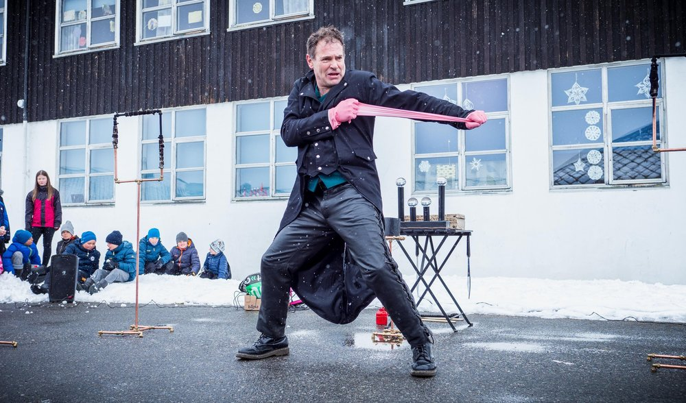 Foto: Andreas Strand Renberg