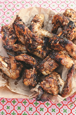 Valentine Warner's Curried Chicken Wings