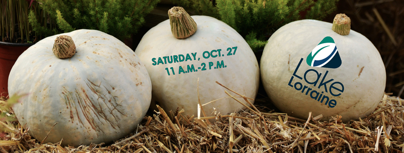 Join us for Halloween at Lake Lorraine from 11 a.m.-2 p.m.on Saturday, Oct. 27 at participating businesses.