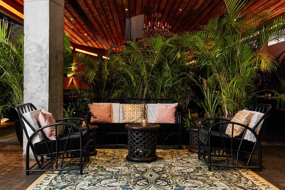 GITANO JUNGLE ROOM MAIN BAR & LOUNGE