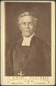 Biskop Frans Schauman