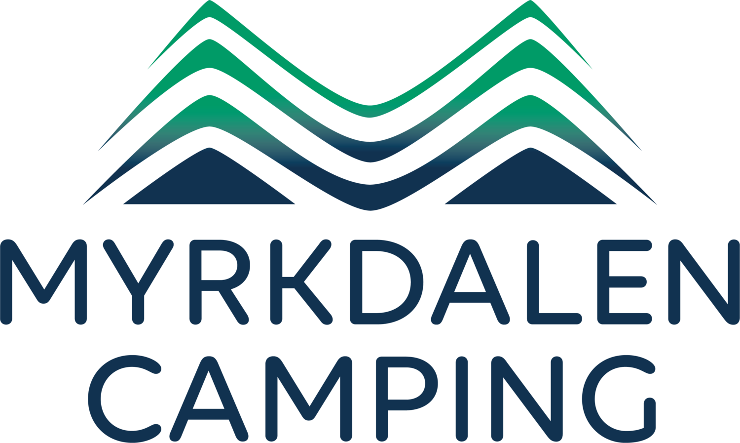 Myrkdalen Camping as