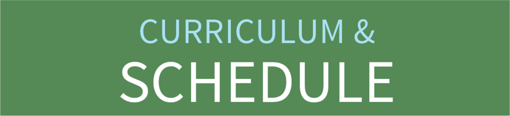 ACAT/TCP Curriculum & Schedule