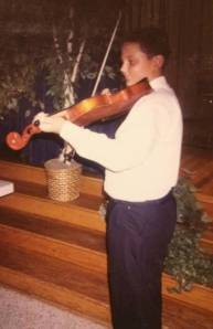 John Austin, aged 11