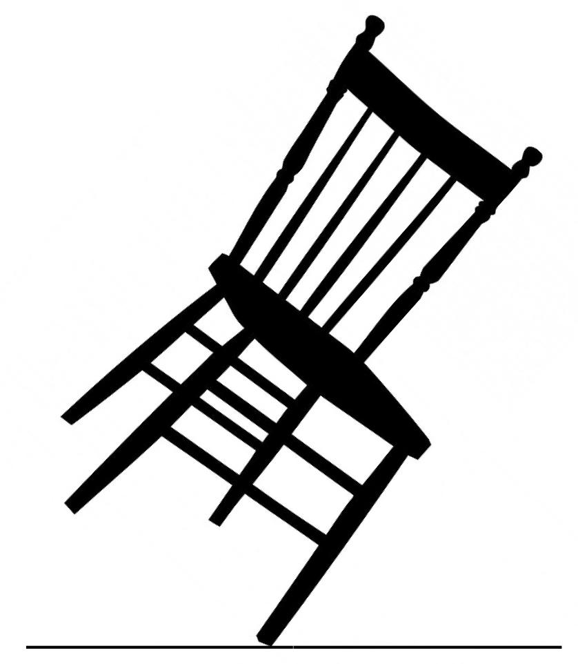 chair balancing