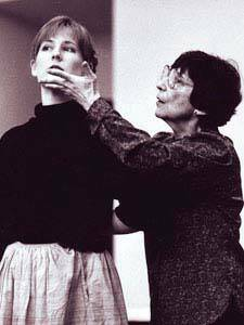 Judy Leibowitz at Juilliard in 1989