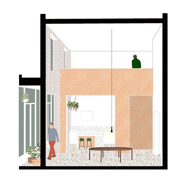 #komaanarchitecten  #cogelsosylei #renovatie #restauratie #veellichtinhuis