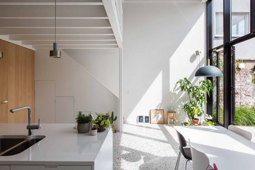 Architect Kleine Woning : Komaan! architecten