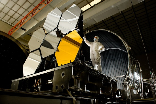 Image from: http://www.jwst.nasa.gov/