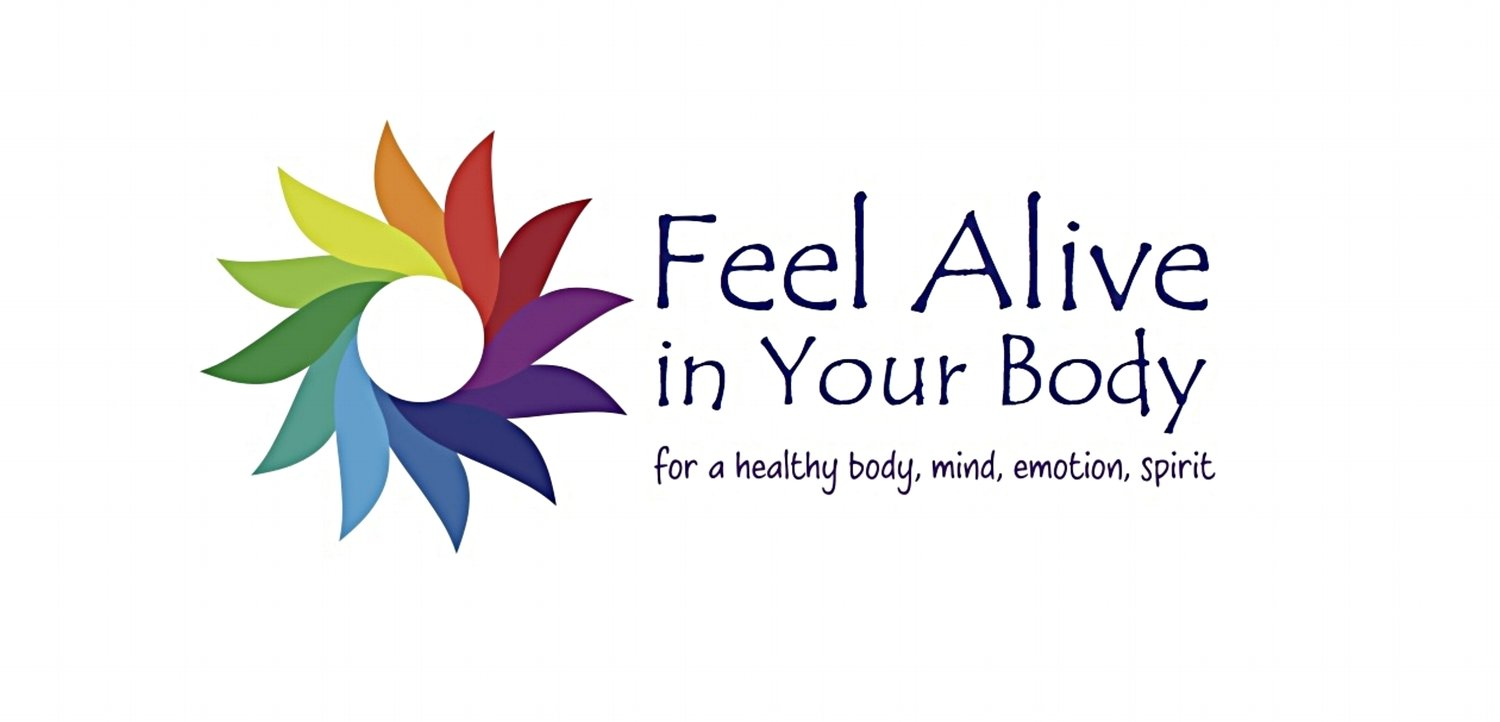 Feel Alive in your body