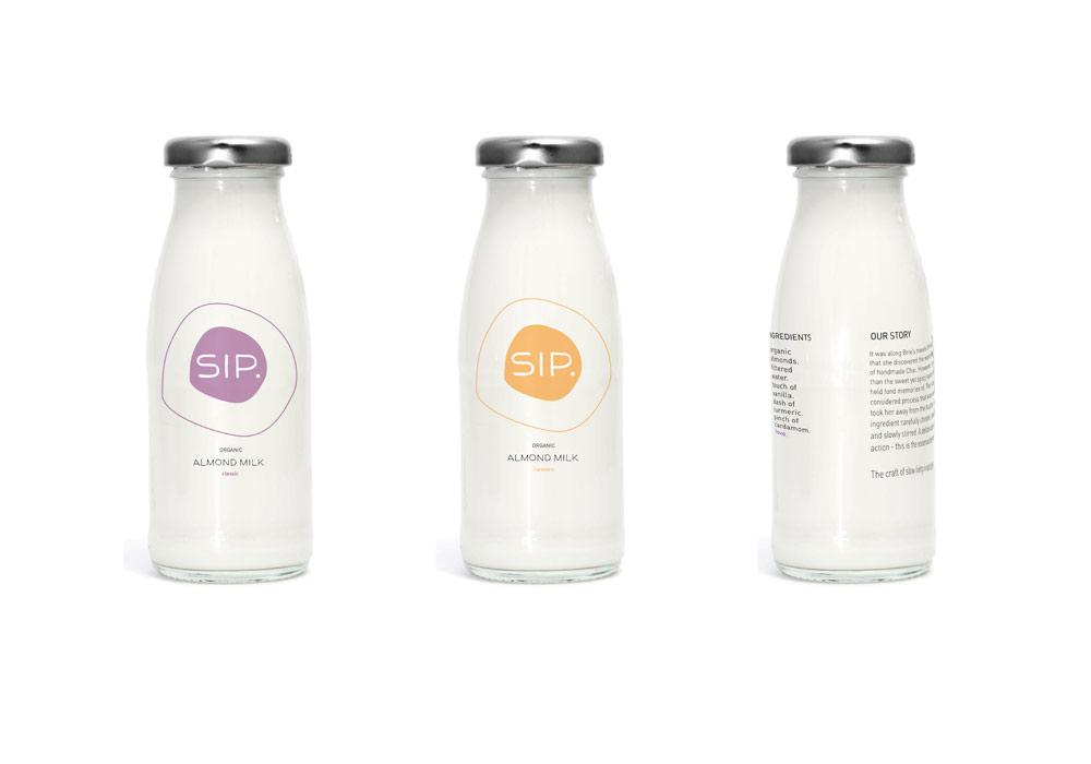 Nut Milk Design