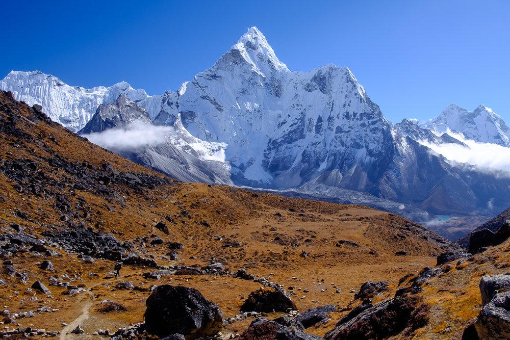 Amadablam (6,856m)