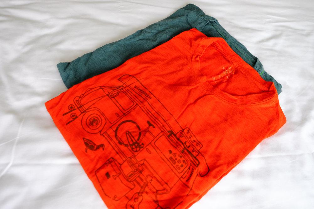 Icebreaker Tech Lite Crew  T-shirts