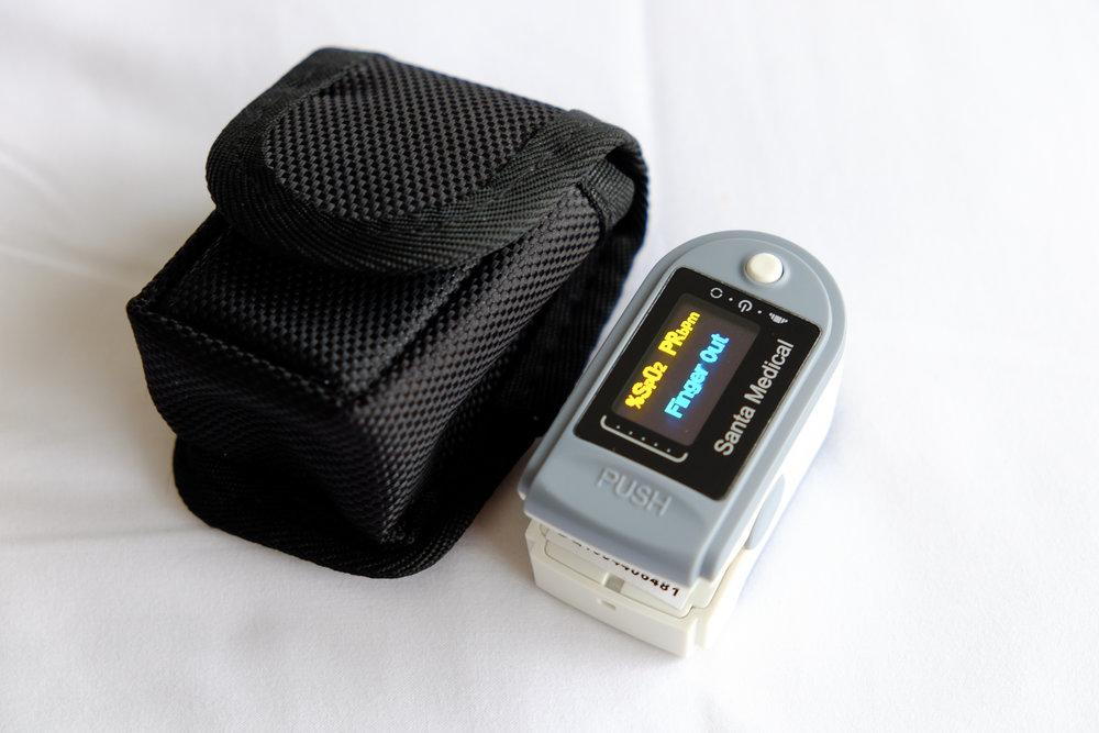 Santa Medical Gen 2 SM-165 Fingertip Pulse Oximeter