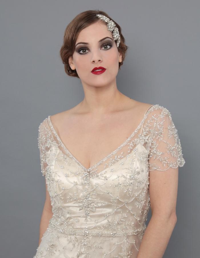 1920s Vintage Makeup