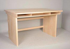 wood office desk. Maple Wood Office Desk