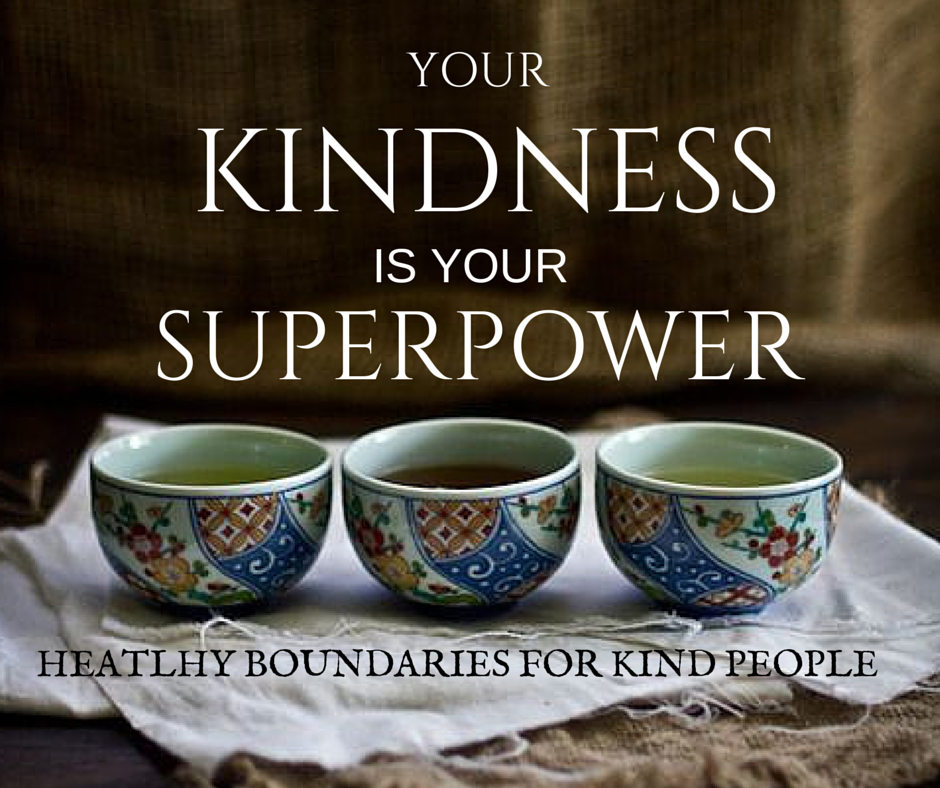 YOUR Kindness YOUR Superpower