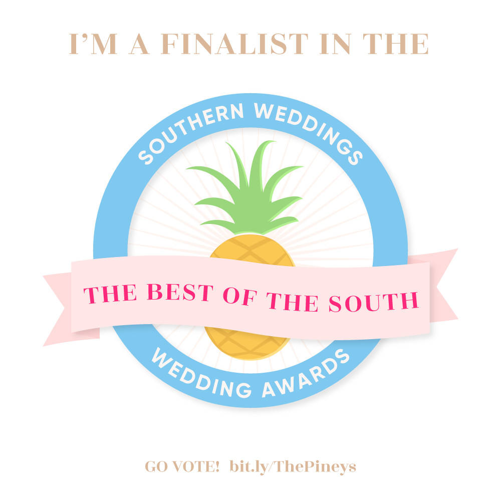 The Best of the South Southern Weddings Brianne McMullan Events