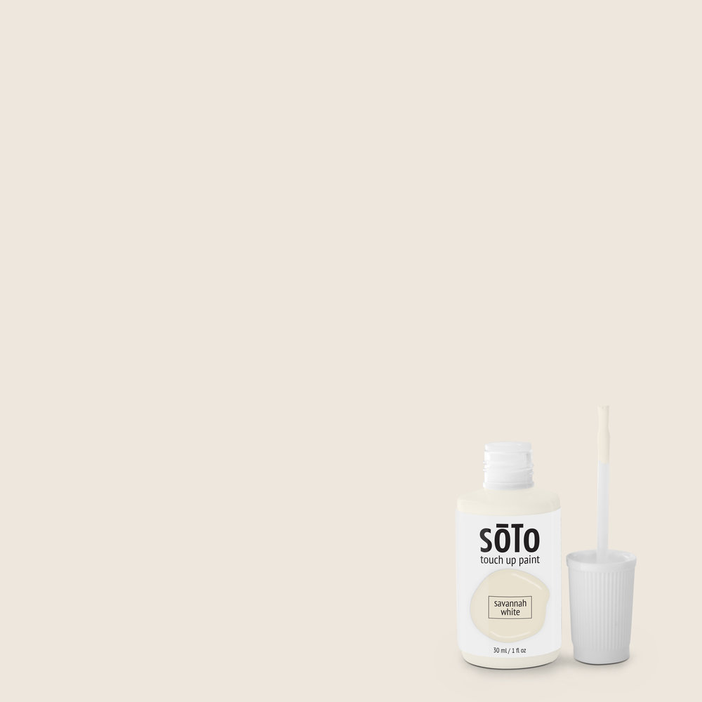 No. 08 Savannah White   Hue: Deep Off-White Temperature: Neutral Undertone: Neutral