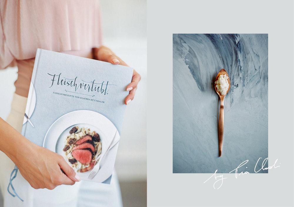 Cookbook & Art Print