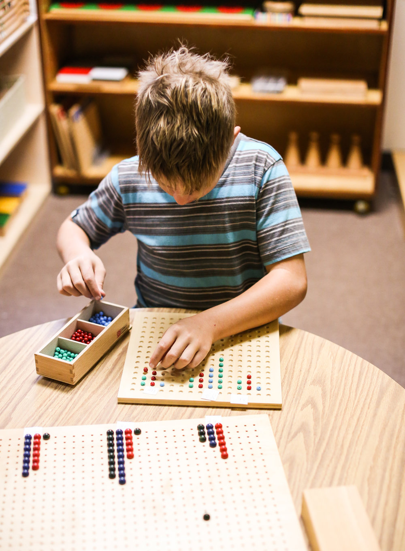 Copy of Woodland Montessori School