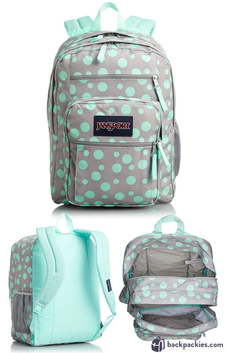 87ddc38c64 Jansport Big Student Backpack - Cute Backpacks for College and Where to Buy  Them. See