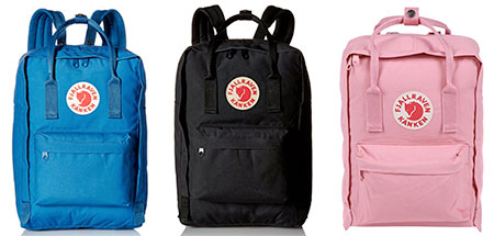 Fjallraven Kanken Laptop backpack for college - - Cute Backpacks for College and Where to Buy Them. See the full list at backpackies.com