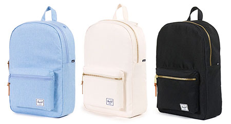 Herschell Supply Co Settlement Backpack - best backpacks for college women - Explore the whole list of Best Cute Backpacks for College at backpackies.com