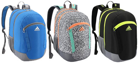 Adidas Excel backpack review - We list the best affordable backpacks for school. Find more cheap sports backpacks for college or high school at backpackies.com