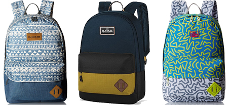 Dakine 365 Pack review -  See the full list of the best cheap backpacks for college and high school at backpackies.com