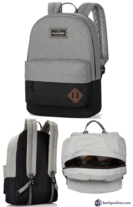 Dakine 365 Pack backpack for school - See the full list of the best cheap backpacks for college and high school at backpackies.com