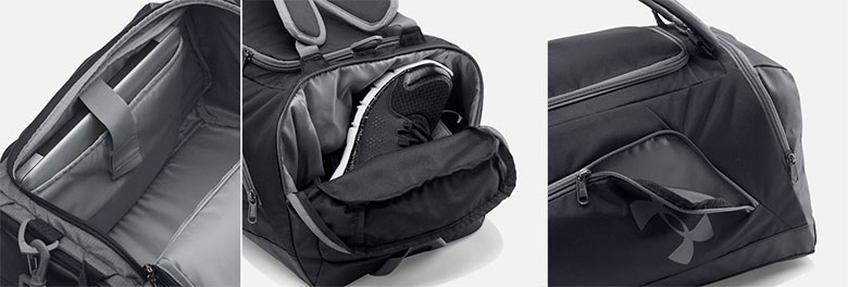 Under Armour Storm Undeniable Duffel Backpack - Versatile enough to fit all of your Crossfit gear.