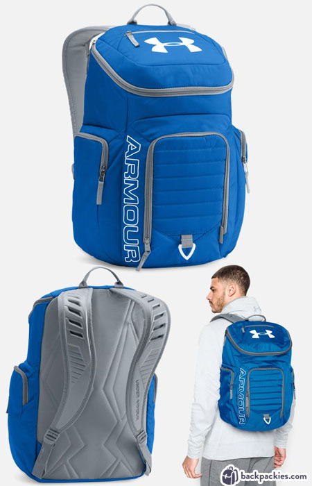 Best crossfit backpack - Under Armour Storm Undeniable II - Learn more at backpackies.com