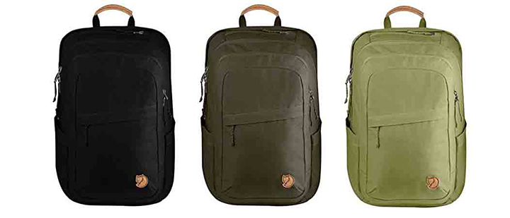Fjallraven offers the Raven 28 Daypack in many different color options.