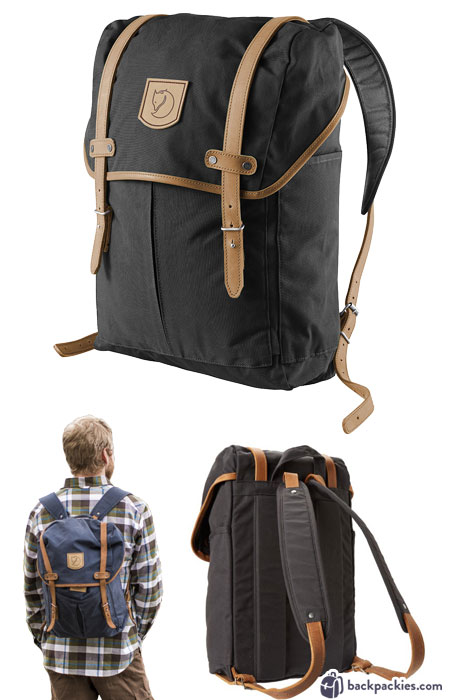 Fjallraven Rucksack - backpacks similar to Herschel - Full list at backpackies.com