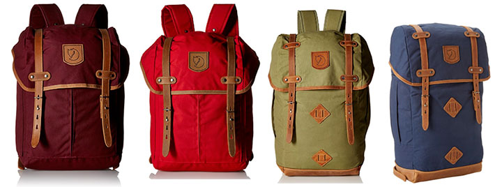 Fjallraven Rucksack - backpacks like Herschel Little America - Learn more at backpackies.com