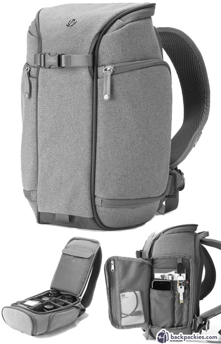 Booq Slimpack Camera Backpack - Peak Design Everyday Backpack alternative -  backpackies.com
