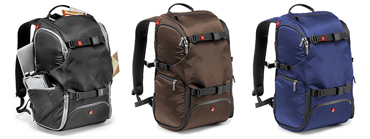Manfrotto Advanced Travel camera backpack - Best alternative to Peak Design Everyday backpack - backpackies.com