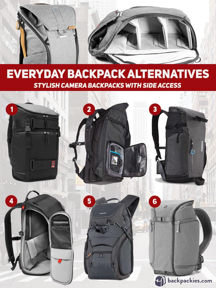 1e78d24df9 Peak Design Everyday Backpack Alternative - Our Top Picks