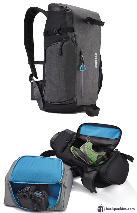 Thule Perspective camera backpack - Peak Design alternative to Everyday Backpack - backpackies