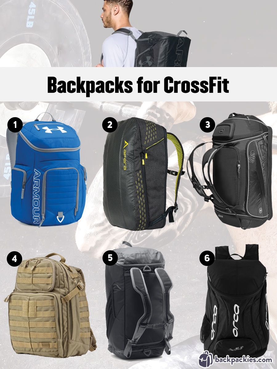 Best crossfit backpack - Top picks for the best backpacks for crossfit - Learn more at backpackies.com