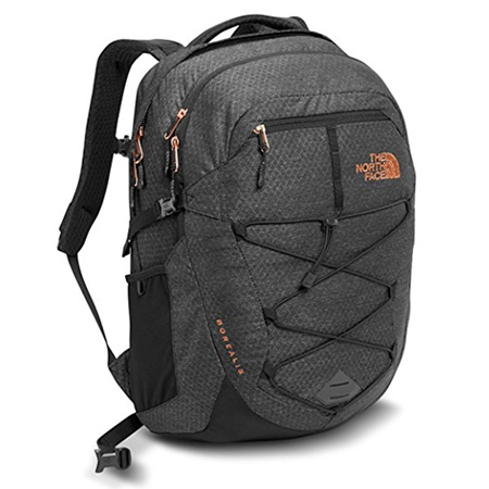 North Face Borealis Backpack (  Shop on Amazon  )