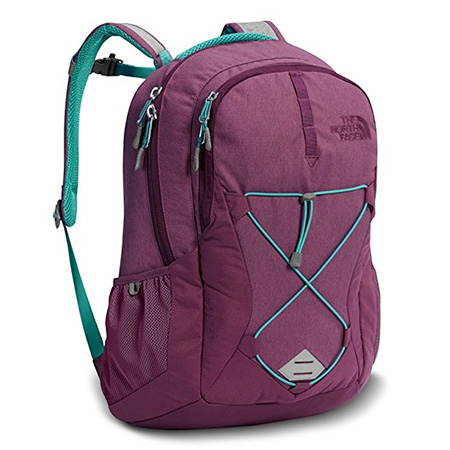 North Face Jester Backpack (  Shop on Amazon  )