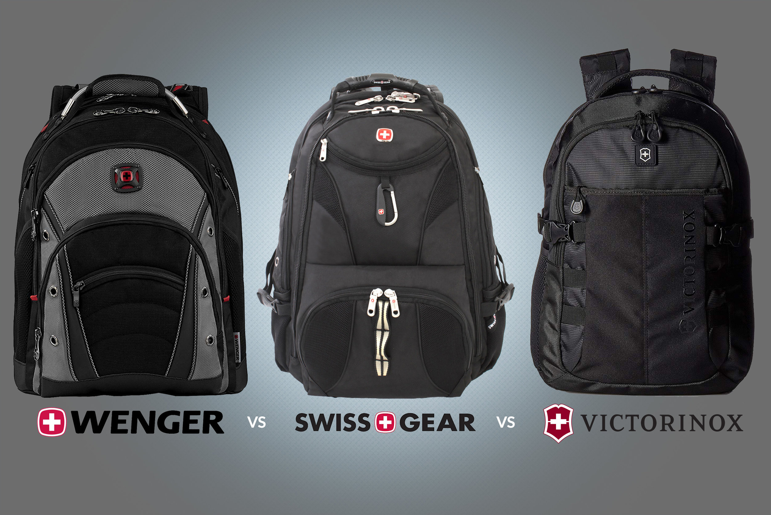 c671a75f85cbc Wenger vs Victorinox vs Swiss Gear - What s the difference ...