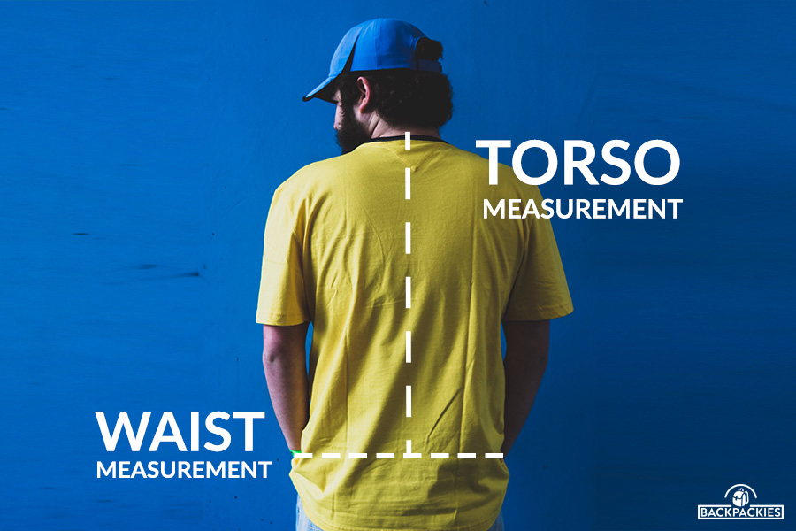 Finding a backpack that fits - Torso and waist measurements