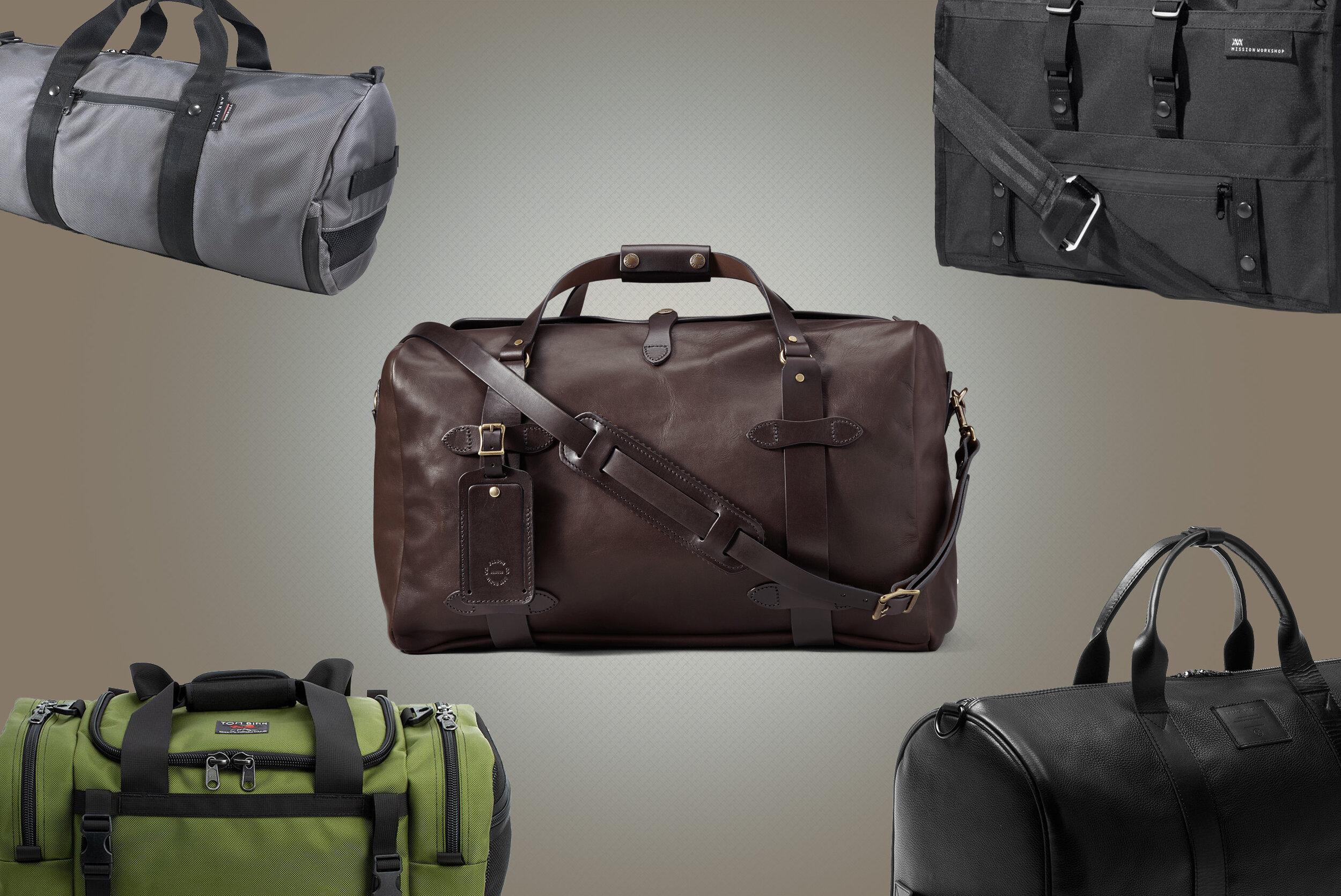 USA SMALL DUFFEL Bag GYM Workout or USA Overnight Duffel Bags