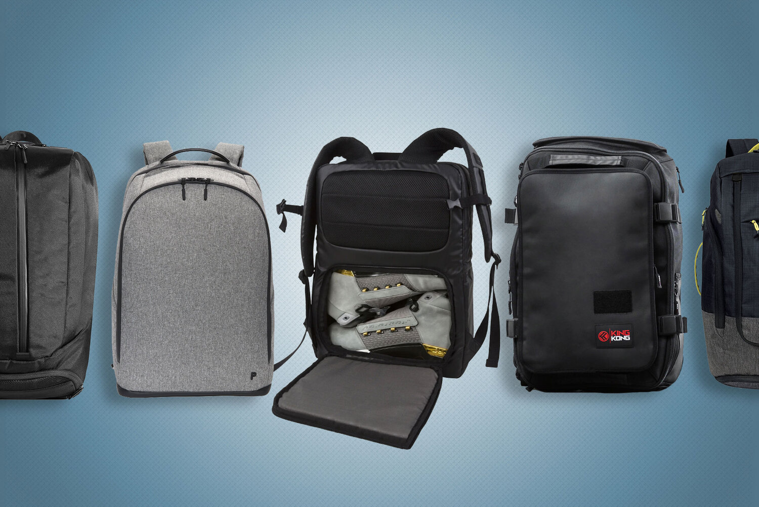 25fdcfdd51f5 Best Backpacks with Shoe Compartments - Top Work to Gym Bags ...